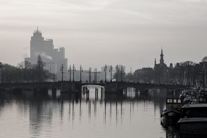 Amstel - Copyright Ewout Huibers