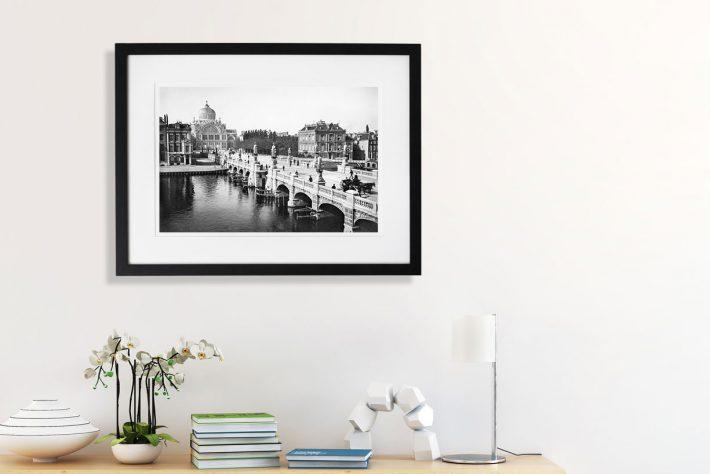 Capture Amsterdam - Paleis van Volksvlijt - Gebroeders Douwes - Stadsarchief Amsterdam - (1)