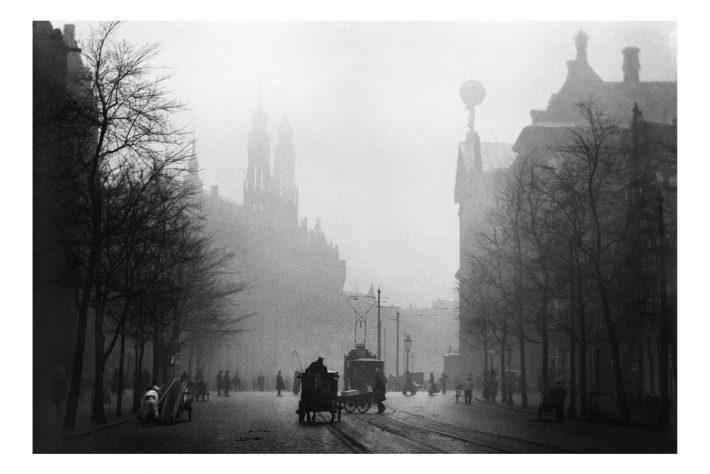 Capture Amsterdam & Stadsarchief Amsterdam Bernard F Eilers Nieuwezijds Voorburgwal