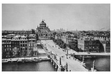 Capture Amsterdam & Stadsarchief Amsterdam - G H Heinen Paleis voor Volksvlijt