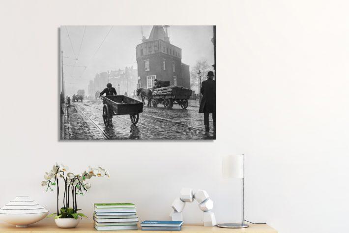 Fotograaf Bernard F Eilers - Prins Hendrikkade - Capture Amsterdam - Bron Stadsarchief Amsterdam 2