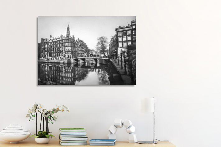 Fotograaf Gebroeders Douwes - Kloveniersburgwal - Capture Amsterdam - Bron Stadsarchief Amsterdam 4