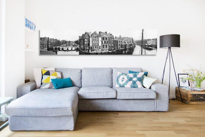 Fotograaf Jacob Olie - Panorama - Capture Amsterdam - Bron Stadsarchief Amsterdam 2